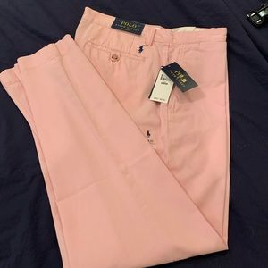 Polo Classic Pink Chinos